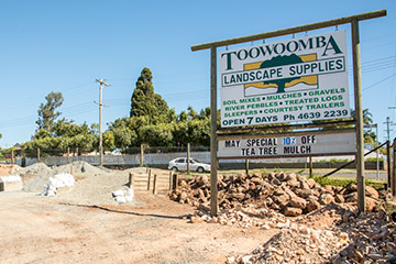 Toowoomba Landscape Supplies 4 Gowrie Street Toowoomba